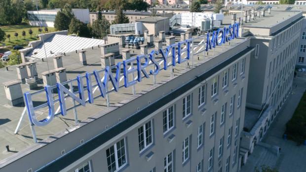 Akademia Morska we wrześniu zmieniła nazwę na Uniwersytet Morski.