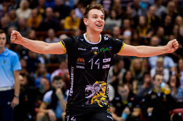Maciej Olenderek był pewnym punktem swojego zespołu i zasłużenie otrzymał nagrodę MVP spotkania.