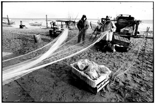 Zwijanie sieci, listopad 1985 r.