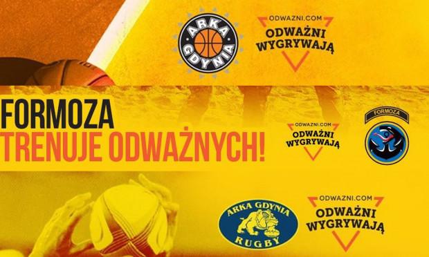 W ramach akcji Odważni Wygrywają odbędą się w Gdyni trzy treningi sportowe.