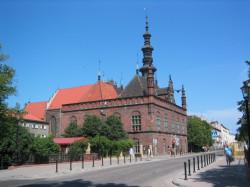 """Ratusz Staromiejski, jak sama nazwa wskazuje, jest ratuszem """"tylko"""" Starego Miasta."""