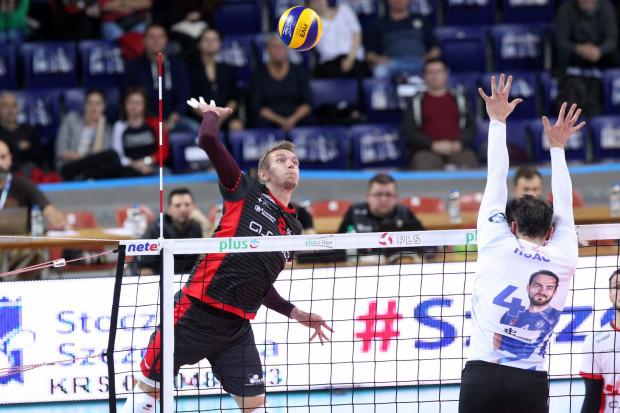 Damian Schulz pierwszy raz w karierze gra w PlusLidze w innej koszulce niż Trefla Gdańsk.