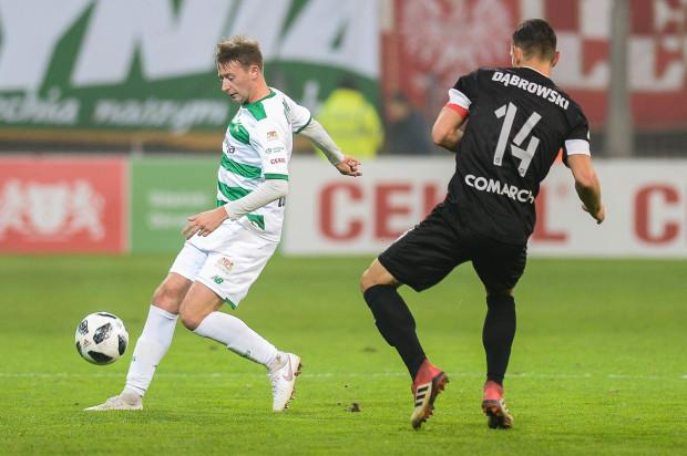 Jarosław Kubicki w tym sezonie spędził na boisku w oficjalnych meczach 1470 minut. Najwięcej ze wszystkich piłkarzy Lechii Gdańsk.