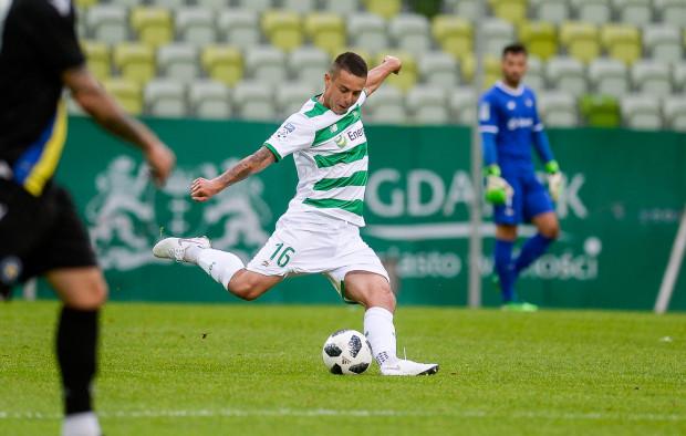 Ariel Borysiuk nie może zaliczyć tegorocznej jesieni do udanych. Pomocnik zagrał w tym sezonie zaledwie w pięciu meczach.