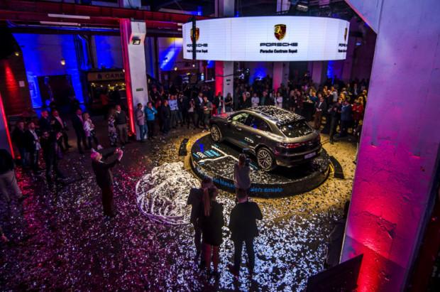 Przedpremierowy pokaz Porsche Macan.