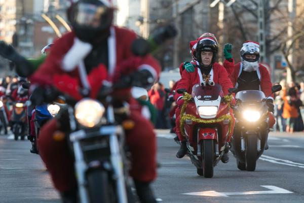 W ubiegłorocznej edycji moto-Mikołajom udało się zebrać 85 tys. zł. Czy w tym roku uda się przebić tę kwotę?
