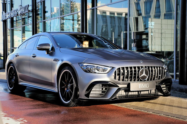 Nowy Mercedes-AMG GT 4-Door Coupe w topowej wersji 63 S.