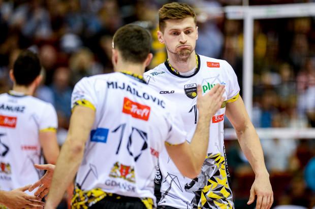 Piotr Nowakowski i jego koledzy z Trefla Gdańsk nie wiedzą, czy uda się im rozegrać powtórkę meczu ze Stocznią Szczecin.
