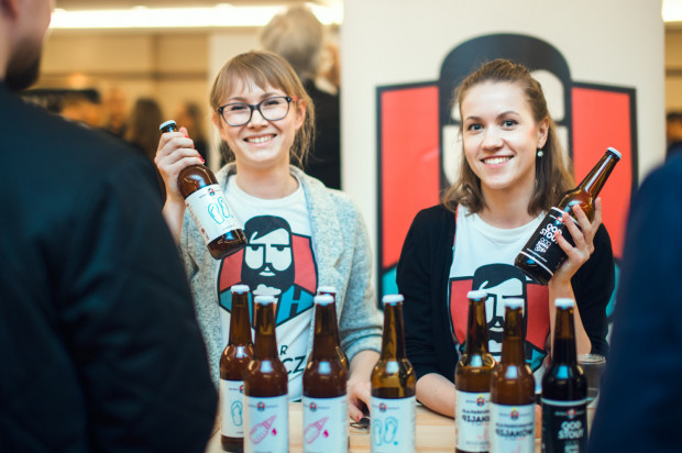 Browar Brodacz obecny jest na wielu piwnych festiwalach w Polsce.