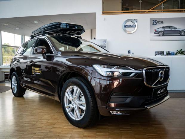 """W salonach Volvo Drywa można """"ugrać"""" pokaźny rabat na samochody... z rocznika 2019."""