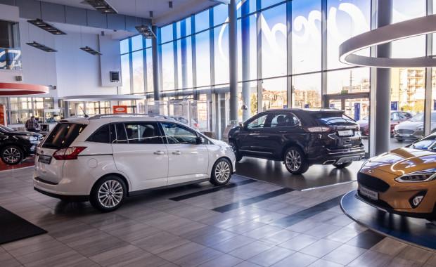 W gdyńskim salonie Forda klienci mogą uzyskać rabat w wysokości nawet 20 tys. zł.