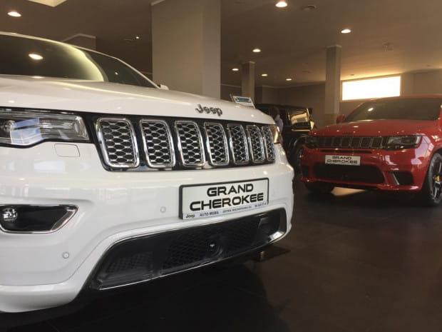 Kuszących rabatów nie brakuje w salonach Jeepa.
