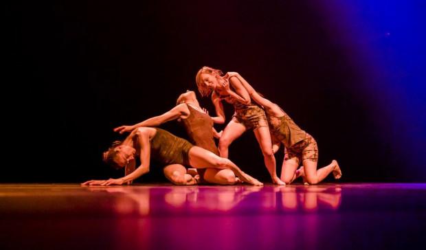 """Tydzień Estoński w Teatrze Szekspirowskim potrwa od 6 do 9 grudnia. Na zdjęciu """"Piękno"""" w wykonaniu Fine5 Dance Theatre, które zagrane zostanie 8 grudnia."""