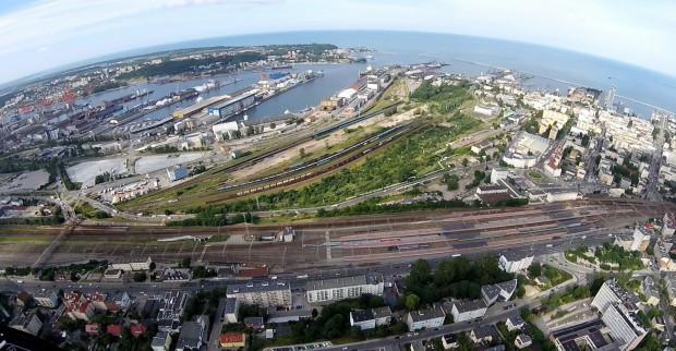 Porty w Gdańsku i Gdyni to setki kilometrów torów, które mają być przebudowane do 2020 r.