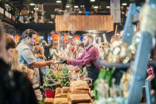 Świąteczne Smakuj Trójmiasto odbędzie się w weekend w Galerii Metropolia.