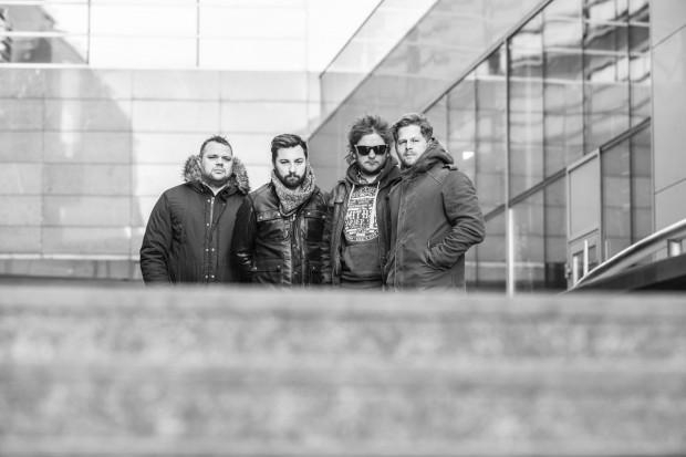 Zespół Mjut gra od ponad 10 lat. Muzycy szykują się do wydania trzeciej płyty.