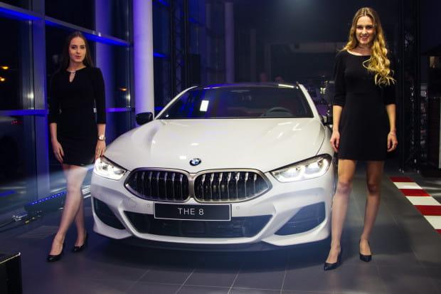 Seria 8 wraca do oferty BMW po blisko 20 latach nieobecności.