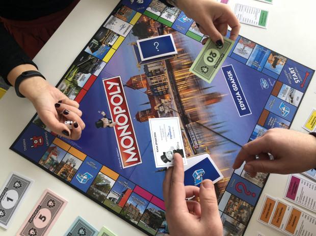Gdańsk był pierwszym miastem w Polsce, które posiadało swoją edycję Monopoly.