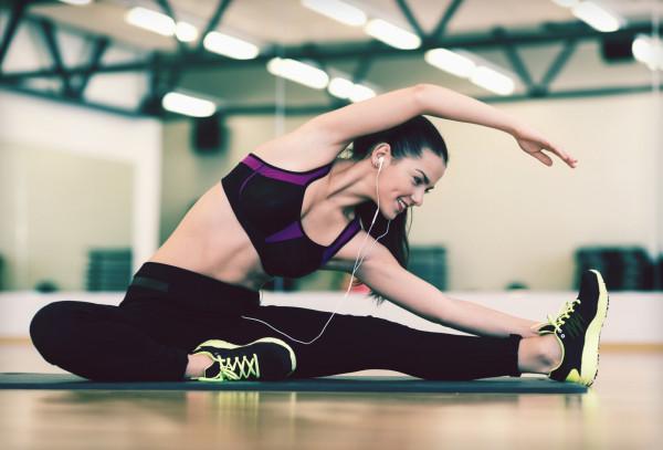 W klubie fitness nasza muzyka nie będzie nikomu przeszkadzać, jednak pamiętajmy, żeby nie odcinać się zupełnie od świata.