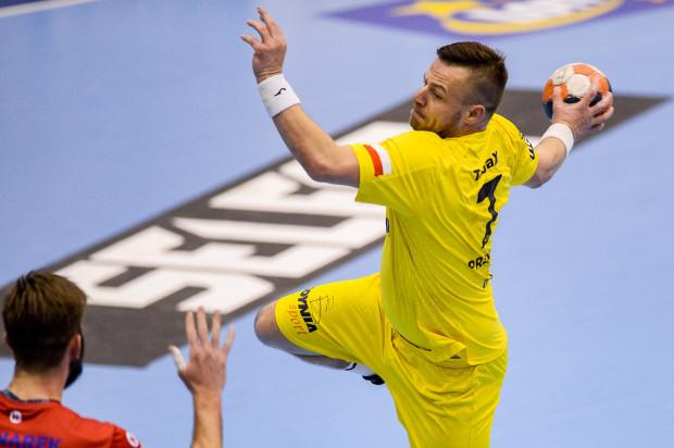 Dawid Przysiek rzucił Górnikowi siedem bramek.