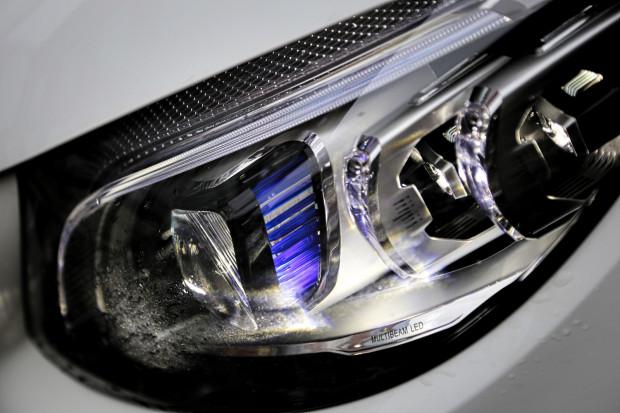 Jedną z nowości są reflektory Multibeam LED.