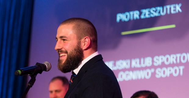 Piotr Zeszutek otrzymał tytuł Ligowca Listopada 2018.