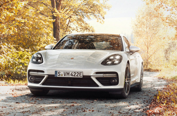 Panamera Turbo S E-Hybrid Executive - 1 mln 49 tys. zł.