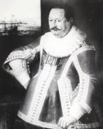 Admirał Arend Dickmann.