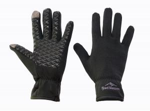 Rękawiczki umożliwiające obsługę urządzeń z ekranami dotykowymi firmy Fjord Nansen dostaniemy za ok. 100 zł.