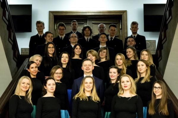 Tuż po otrzymaniu propozycji wśród członków Akademickiego Chóru Uniwersytetu Morskiego w Gdyni było niedowierzanie, potem eksplozja radości.