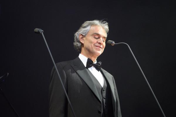 Trójmiejska publiczność posłuchać Bocelliego ostatni raz miała okazję trzy lata temu podczas koncertu w Ergo Arenie. 26 stycznia artysta wróci do sopocko-gdańskiej hali.