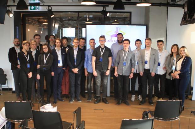 To trzecia edycja ogólnopolskiego hackathonu, organizowana od 2016 przez Fundację we współpracy z SAP SE.