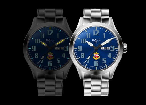 Limitowana seria zegarków powstała z okazji 100-lecia utworzenia Polskiej Marynarki Wojennej.