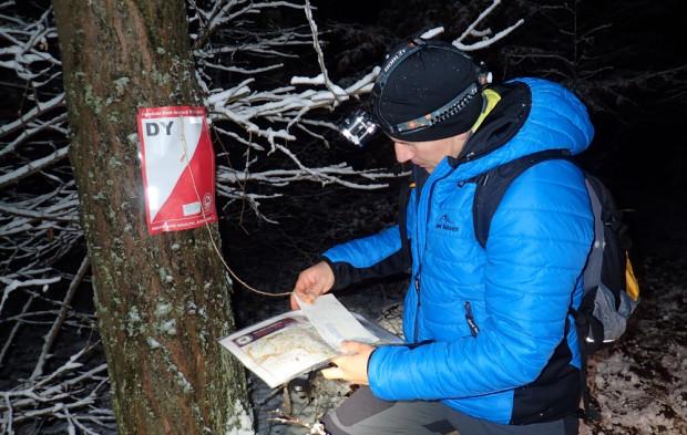 24. edycja Harców Prezesa odbyła się zimowej scenerii