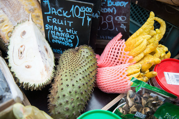 Egzotyczne owoce to nie jest tania sprawa. Za cytron zapłacimy 239 zł za kg.