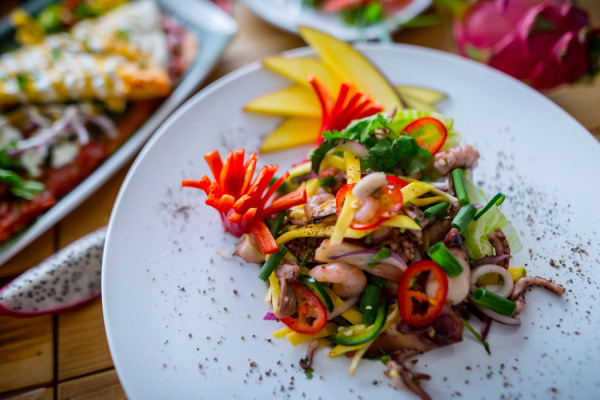 Dodo Roti to jedyne miejsce w Polsce z tradycyjną kuchnią z Mauritiusa.