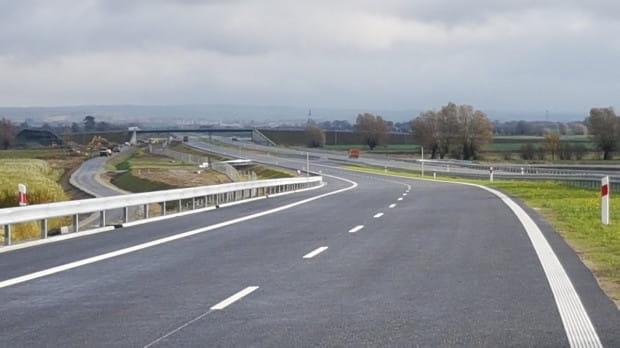 Najważniejszą inwestycją oddaną w 2018 r. była budowa drogi ekspresowej przez Żuławy.