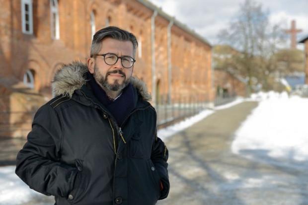 Paweł Golak jest dyrektorem Centrum Hewelianum od marca 2018 roku.
