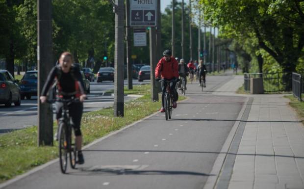 Udział ruchu rowerowego w podziale zadań przewozowych w latach 2009-2016 wzrósł z 2 do 6 proc.