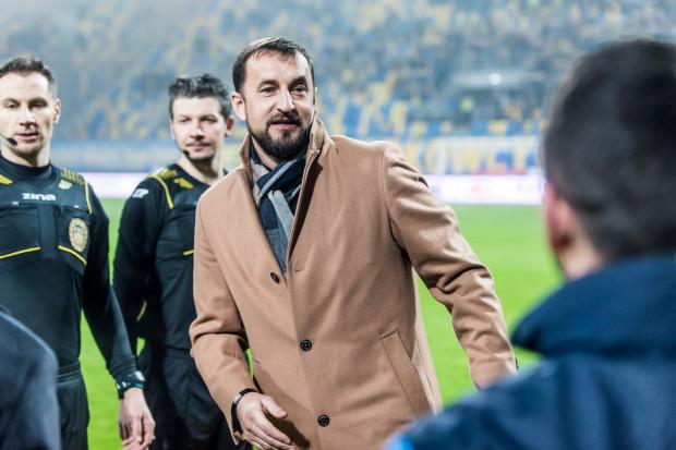 Zbigniew Smółka jest za sprzedażą wiodących zawodników Arki Gdynia, jeśli odbywać się to będzie z poszanowaniem interesów klubu.