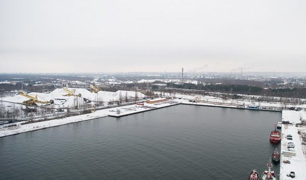 Wyjazd i wjazd przeciążonych ciężarówek do portu w Gdańsku będzie niebawem utrudniony.