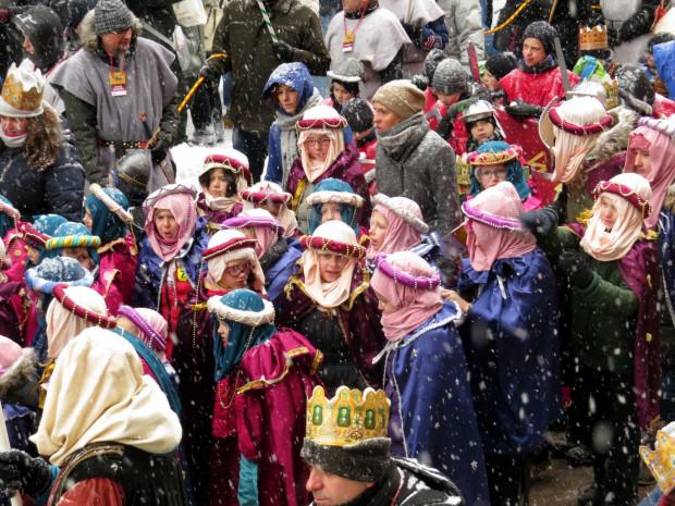 W niedzielę w Gdańsku i Gdyni przejdą orszaki Trzech Króli.