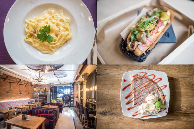 """Cykl """"Nowe lokale"""" przedstawia nowo otwarte restauracje w Trójmieście."""