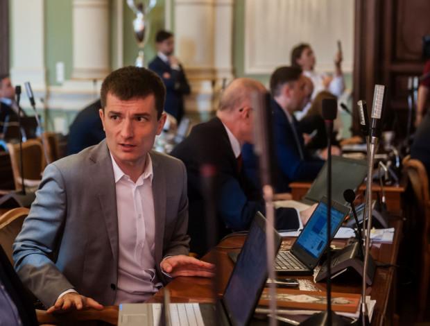 Radny Jaromir Falandysz został nowym wiceprezesem Lotos Kolej.