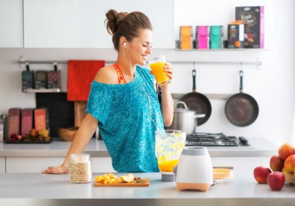 Na stopień motywacji i powodzenia w realizacji postanowień ma wpływ właściwa kompozycja diety.