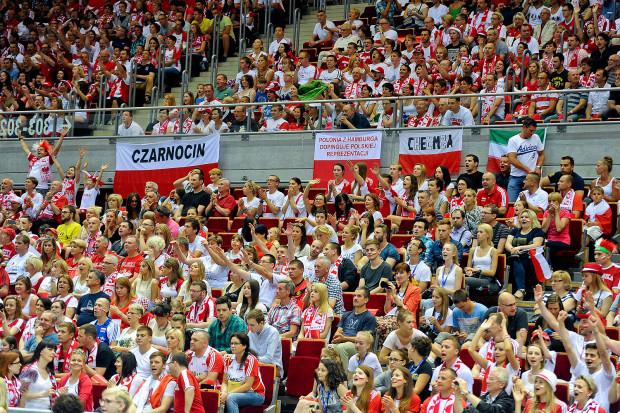 Kibice siatkówki ponownie będą mogli wypełnić Ergo Arenę prawdopodobnie w sierpniu i pomóc kadrze Polski w awansie na igrzyska olimpijskie w Tokio.