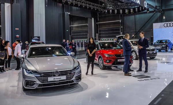 W Trójmieście bez zmian. Prym wiodą dwie marki: Volkswagen i Skoda.