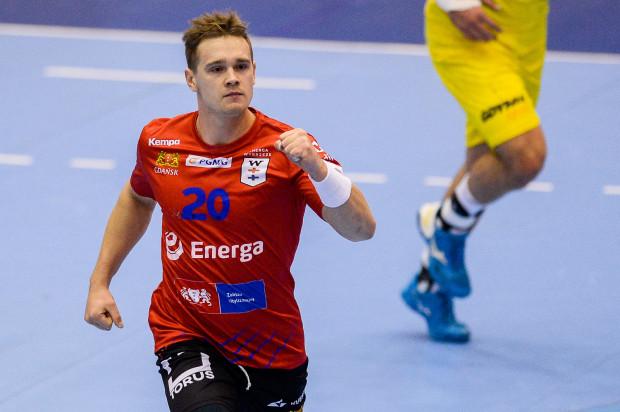 Wojciech Prymlewicz wrócił prosto ze zgrupowania reprezentacji Polski B i rzucił 7 bramek dla Wybrzeża w meczu z Sokołem.