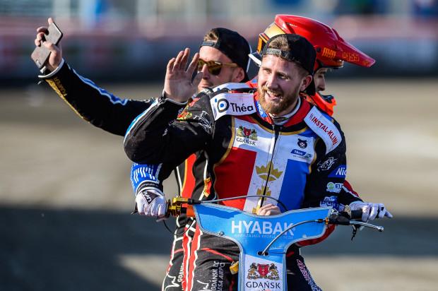 Mikkel Bech (na zdjęciu) trzeci sezon z rzędu będzie reprezentował barwy Wybrzeża. Duńczyk twierdzi, że on i gdański klub są wobec siebie lojalni, więc chciałby zapisać się w jego historii na dłużej.