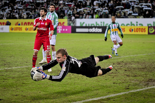 Wojciech Pawłowski w Lechii Gdańsk rozegrał 16 meczów w ekstraklasie. Został sprzedany do Udinese za pół miliona euro.